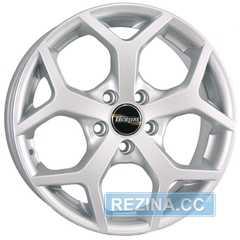 Купить TECHLINE 632 S R16 W6.5 PCD5x114.3 ET52.5 DIA67.1