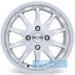 Купить KORMETAL KM 965 S R15 W6.5 PCD5x112 ET35 DIA66.6