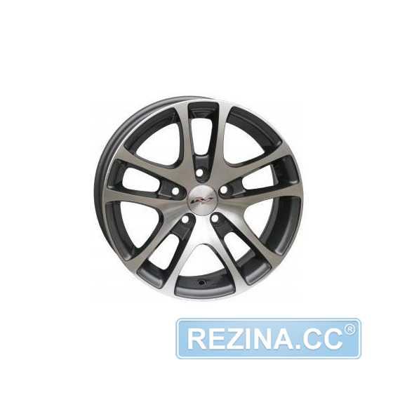 RS WHEELS Wheels 244 MG - rezina.cc