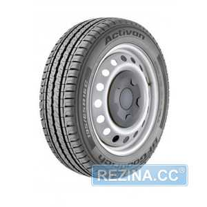 Купить Летняя шина BFGOODRICH ACTIVAN 205/70R15C 106R