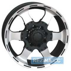 RS LUX Wheels 6037 MCB - rezina.cc