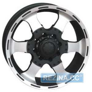 Купить RS LUX Wheels 6037 MCB R18 W9 PCD8x165.1 ET12 DIA116.7