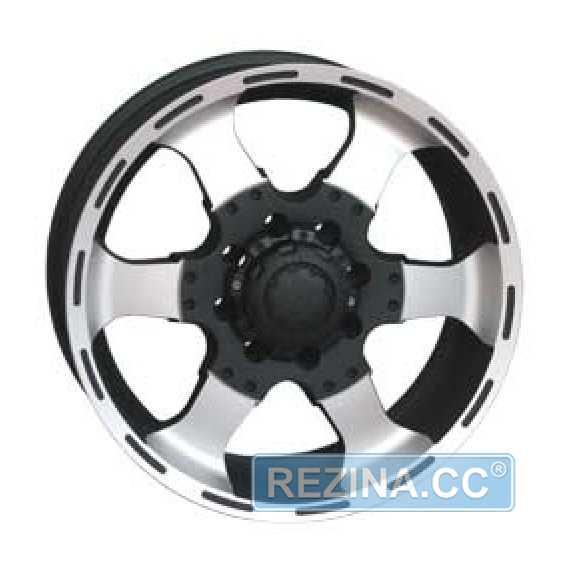 RS LUX Wheels 6037 MCB - rezina.cc