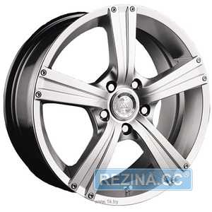 Купить RW (RACING WHEELS) H-326 HS R14 W6 PCD4x100 ET38 DIA67.1