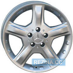 FOR WHEELS ME 419f Silver - rezina.cc