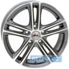 RS WHEELS Wheels 5163TL MG - rezina.cc