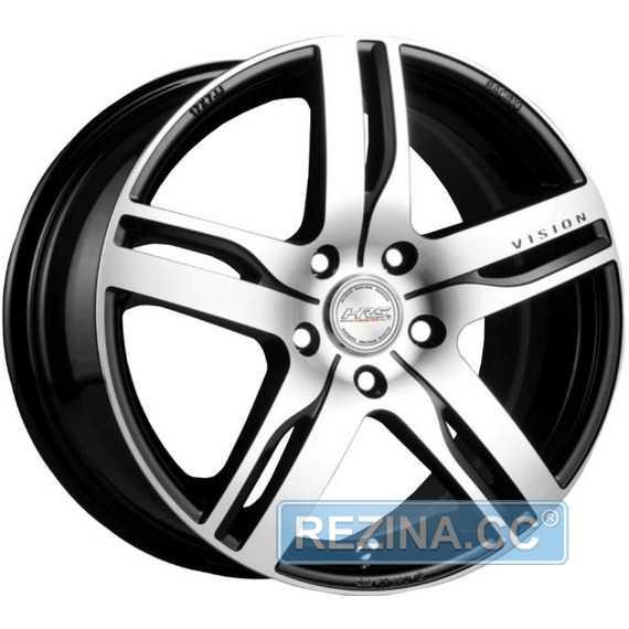 RW (RACING WHEELS) H-459 BK-F/P - rezina.cc