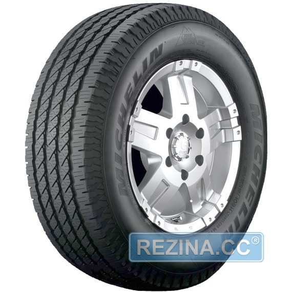 Всесезонная шина MICHELIN Cross Terrain SUV - rezina.cc