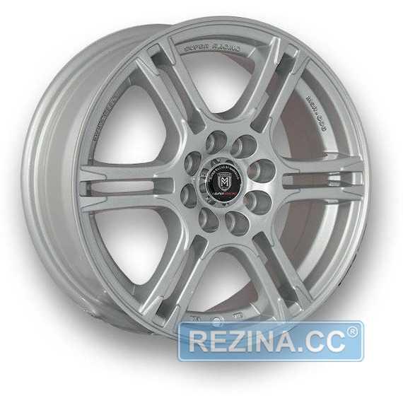MARCELLO MSR 006 Silver - rezina.cc