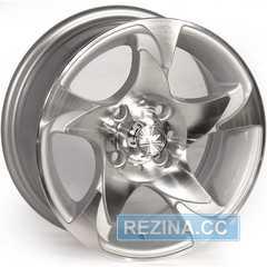 Купить ZW D552 MS R13 W5.5 PCD4x100 ET10 DIA73.1