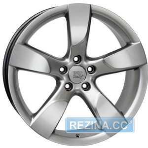 Купить WSP ITALY VITTORIA AU68 W568 HYPER SILVER R19 W8.5 PCD5x112 ET43 DIA66.6