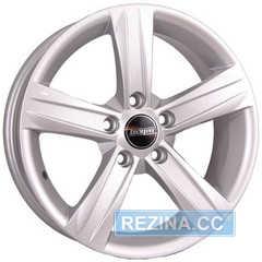 Купить TECHLINE 628 S R16 W6.5 PCD5x105 ET39 DIA56.6