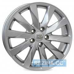Купить WSP ITALY NYLA CRV W2410 HYPER ANTHRACITE R17 W6.5 PCD5x114.3 ET50 DIA64.1