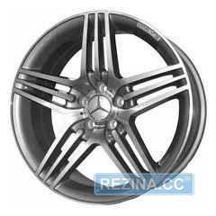 Купить REPLICA MERCEDES AMG JT 1228 S R18 W8.5 PCD5x112 ET35 DIA66.6