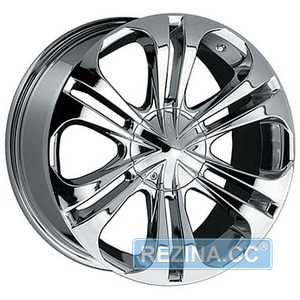 Купить MI-TECH (MKW) MK-12 CHROME R18 W8 PCD5x130 ET40 DIA84.1