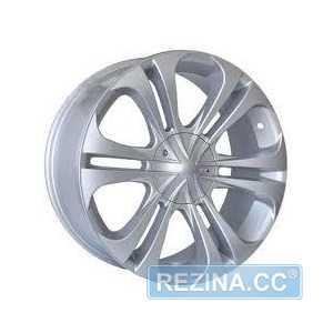 Купить MKW MK-12 Silver R18 W8 PCD5x130 ET40 DIA84.1