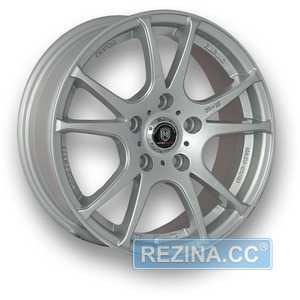 Купить MARCELLO MSR 003 Silver R15 W6.5 PCD5x100 ET38