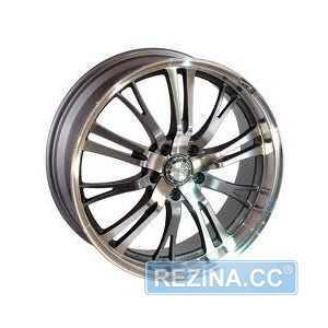 Купить LEAGUE LG 190 FMGM3 R18 W7.5 PCD5x100 ET35 DIA73.1