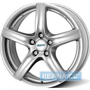 Купить ALUTEC Grip Silver R16 W6.5 PCD5x105 ET39 DIA56.6