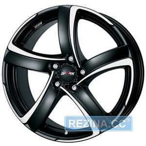 Купить ALUTEC Shark Black R16 W7 PCD5x105 ET38 DIA56.6