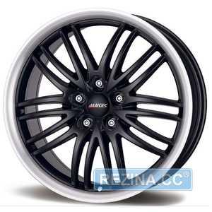 Купить ALUTEC Black Sun R18 W8.5 PCD5x100 ET35 DIA57.1