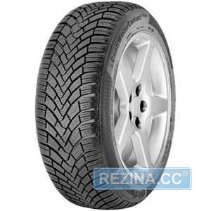 Купить Зимняя шина CONTINENTAL CONTIWINTERCONTACT TS 850 205/55R16 91H