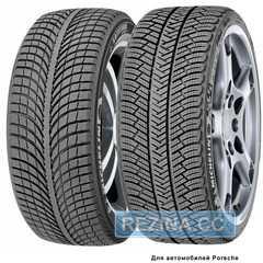Купить Зимняя шина MICHELIN Latitude Alpin 2 (LA2) 275/45R20 110V