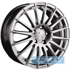 Купить RW (RACING WHEELS) H-305 H/S R15 W6.5 PCD4x100 ET40 DIA67.1