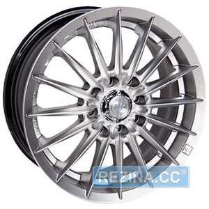 Купить RW (RACING WHEELS) H-155 HS R13 W5.5 PCD4x98 ET35 DIA58.6