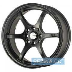 Купить ADVAN 659 RG2 ( Dark Gunmetal - Темный вороненый металл) R15 W6.5 PCD4x114.3 ET38 DIA67.1