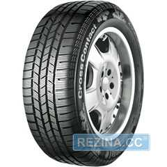 Купить Зимняя шина CONTINENTAL ContiCrossContact Winter 235/55R19 101H