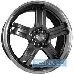 Купить KYOWA KR 602 HPBL R17 W7 PCD4x100 ET42 DIA73.1