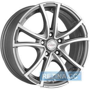 Купить RW (RACING WHEELS) H 496 DDNFP R14 W6 PCD4x100 ET38 DIA67.1