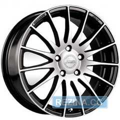 Купить RW (RACING WHEELS) H 428 BKFP R15 W6.5 PCD5x112 ET35 DIA66.6