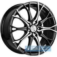 RW (RACING WHEELS) H 530 BKFP - rezina.cc