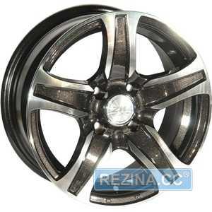 Купить ZW 337 BEP R14 W6 PCD4x98 ET25 DIA58.6