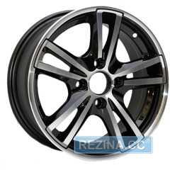 Купить SPORTMAX RACING SR 236 BP R15 W6.5 PCD5x112 ET38 DIA67.1
