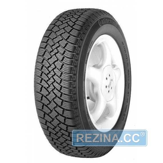 Зимняя шина CONTINENTAL ContiWinterContact TS 760 - rezina.cc