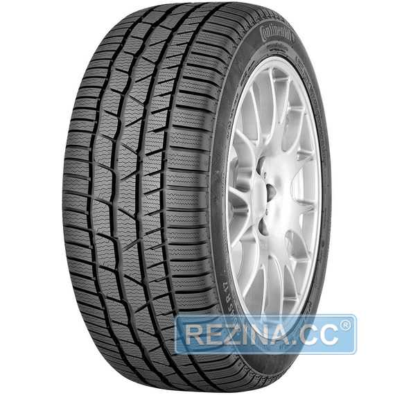 Купить Зимняя шина CONTINENTAL ContiWinterContact TS 830P 205/60R16 92H