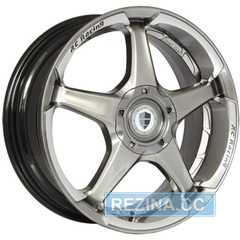 Купить Легковой диск ALLANTE 561 HBCL R17 W7 PCD4x100/114. ET40 DIA73.1