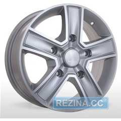 Купить STORM BK-473 SP R15 W6.5 PCD5x160 ET58 DIA65.1