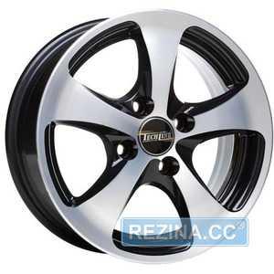 Купить TECHLINE TL 403 BD R14 W5.5 PCD5x100 ET35 DIA57.1