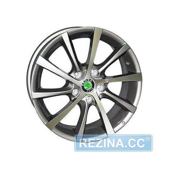 REPLICA Skoda 1263 GM4 - rezina.cc