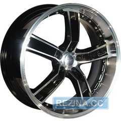 Купить ALLANTE 573 BF R20 W8.5 PCD5x114.3 ET35 DIA73.1