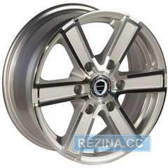 Купить Легковой диск ALLANTE T 623 SF R16 W6.5 PCD6x139.7 ET38 DIA110.2