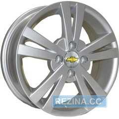 Купить TRW Z614 S R14 W5.5 PCD4x100 ET44 DIA56.6