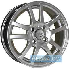 Купить ZW 450 HS R14 W5 PCD4x100 ET45 DIA54.1
