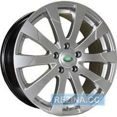 Купить ZW 7308 HS R17 W7.5 PCD5x108 ET55 DIA63.4