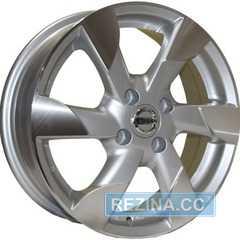 Купить ZW 7319 SP R15 W5.5 PCD4x100 ET45 DIA60.1