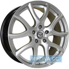 Купить ZW 7446 HS R18 W7.5 PCD5x114.3 ET50 DIA67.1